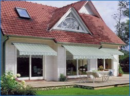 Awning for your patio