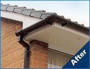 PVCu Fascia boards