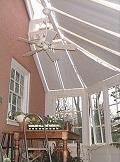 Example of Conservatory Sunblinds and Shading