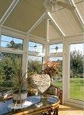 Example of Roller Conservatory Blinds - Sunblinds and Shading