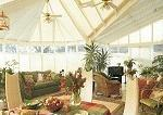 Example of Pleated Conservatory Blinds - Sunblinds and Shading
