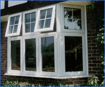 Click here to see PVC-U window in an equal sight line style.
